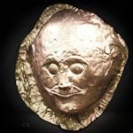 Bild von 1 von 3 Goldmasken