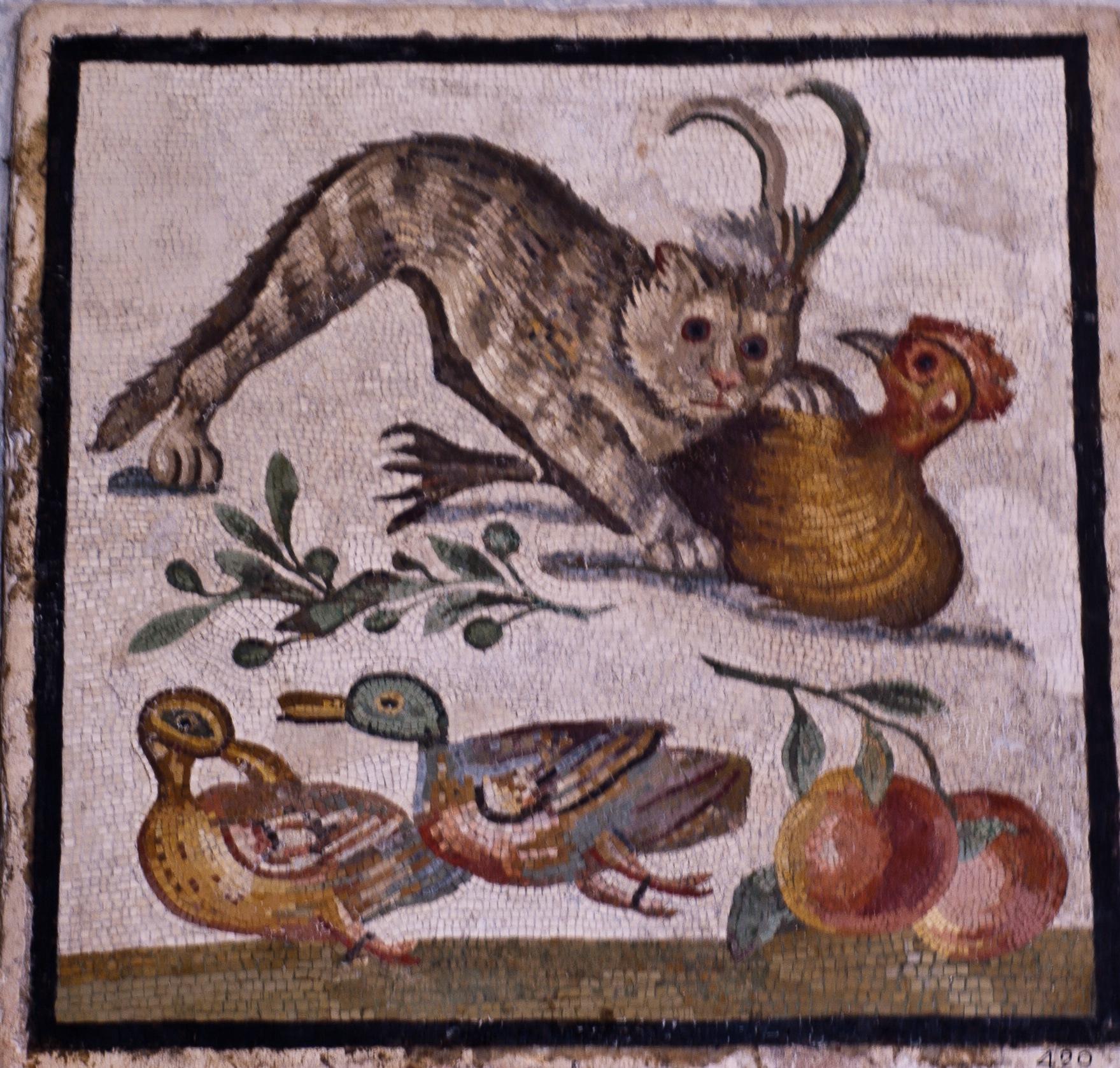 Bild von 1 von 3 Mosaiken