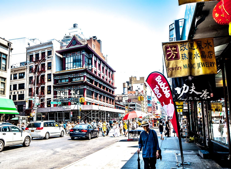 Bild von 1 von 3 Chinatowns