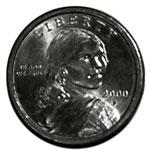 Bild von 1 von 3 Dollarmünzen