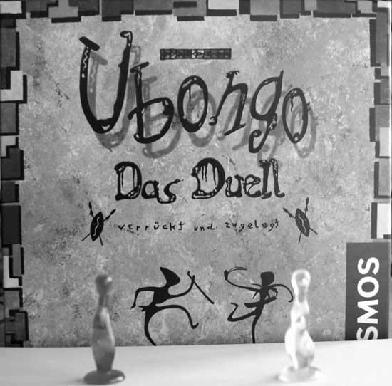 Ubongo - Das Duell