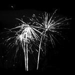 Bild von 3 von 3 Feuerwerksraketen