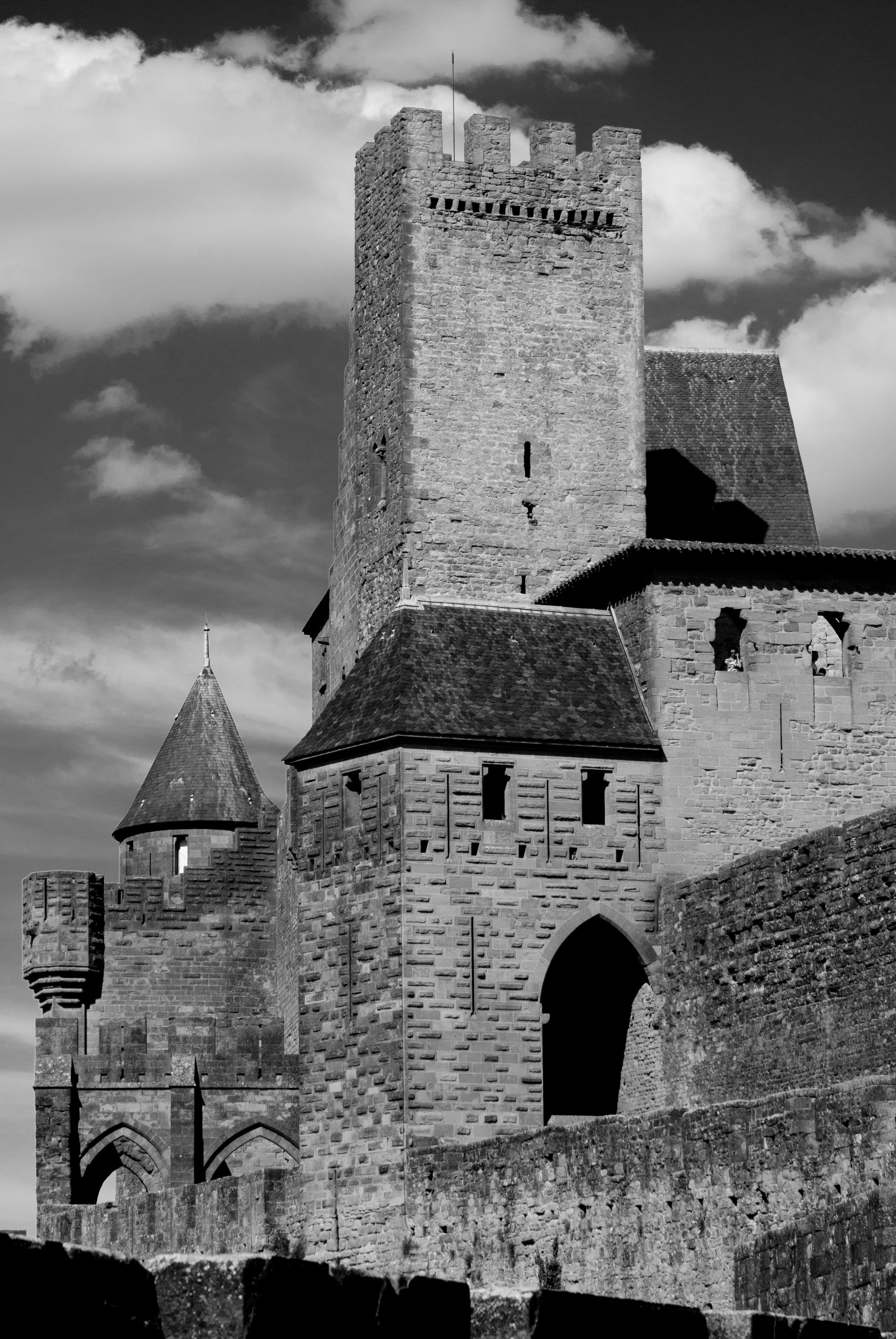 Bild von Carcassonne