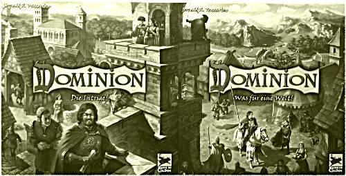 Bild von Dominion - die Intrige