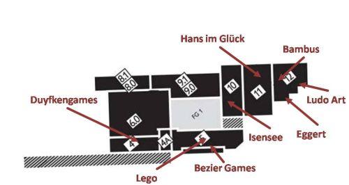 Bild der Verlagsstandorte