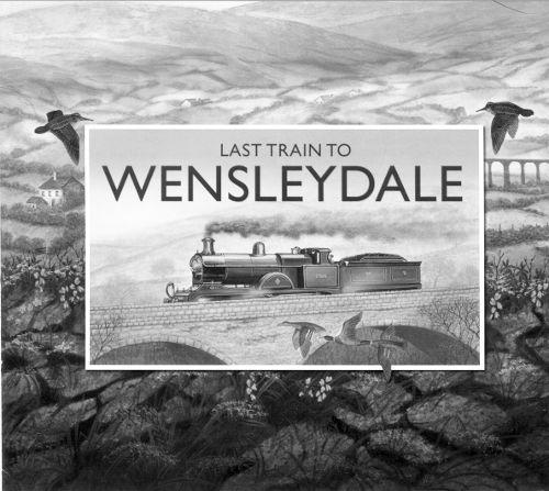 Bild von Last Train to Wensleydale