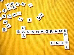 Bild von Bananagrams
