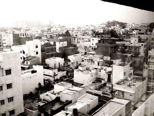 Zentrum von Hyderabad