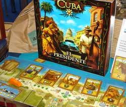 Cuba: Erweiterung El Presidente, eggertspiele