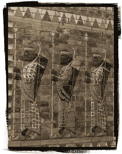 Bild von Euphrat und Tigris