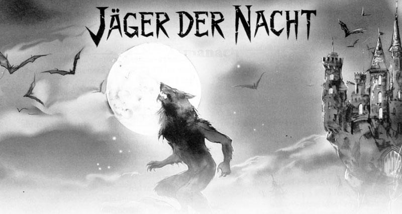 Bild von Jäger der Nacht