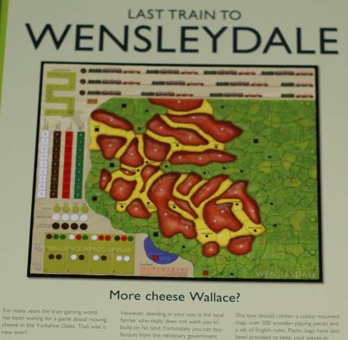 Bild von Last Train to Wensleyday