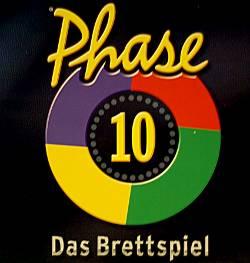 Bild von Phase 10 Das Brettspiel
