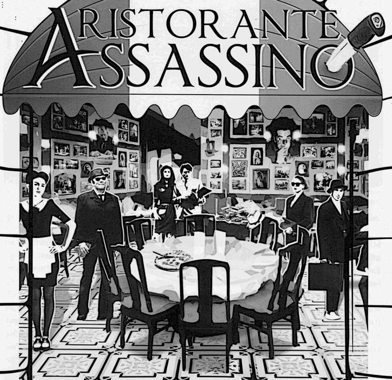 Bild von Ristorante Assasino