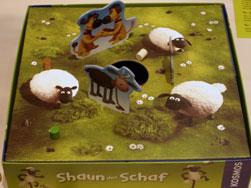 Shaun das Schaf, Kosmos
