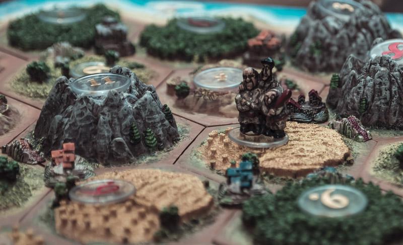Bild von Die Siedler von Catan 3D