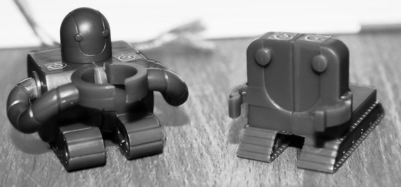Bild von Twin Tin Bots